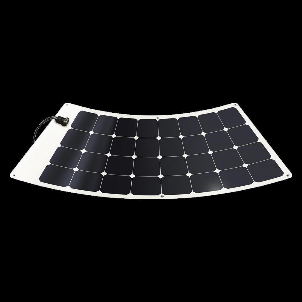Zamp Solar 100 Watt Flexible Solar Panel Expansion Kit Flexible Solar Panels Solar Panels Best Solar Panels
