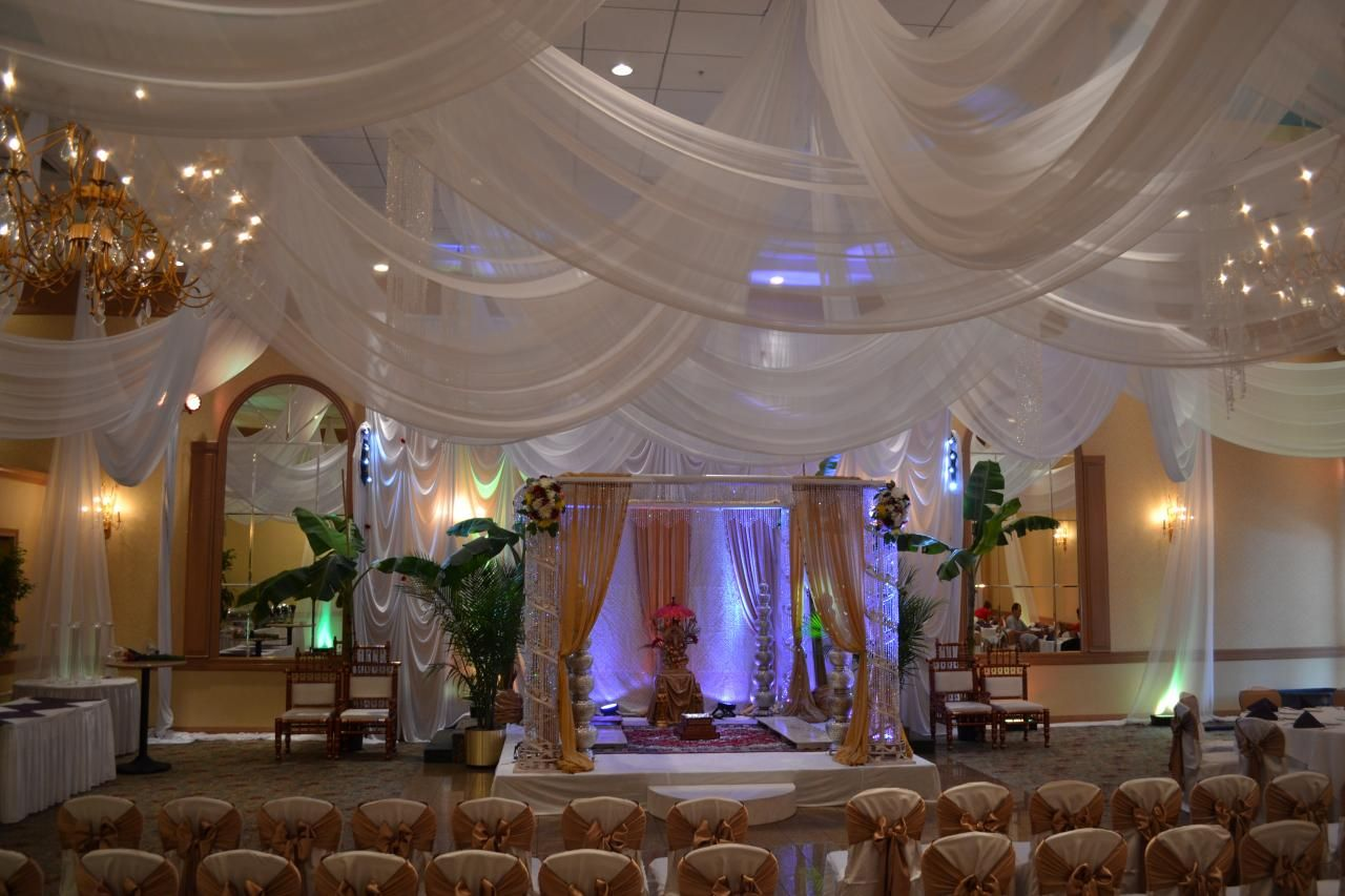 Wedding Ceiling Decorations Prestige Wedding Decoration