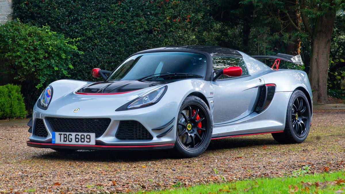 2017 Lotus Exige Sport 380. lotus, sportscar Lotus