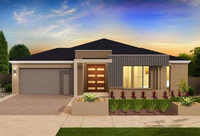 30 fachadas de casas modernas dos sonhos house for Exterior casas modernas