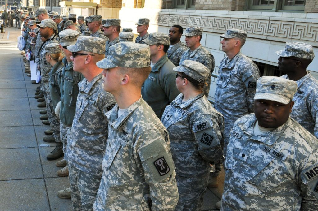 D.C. Nat'l Guard general to be removed from post during Inauguration Day