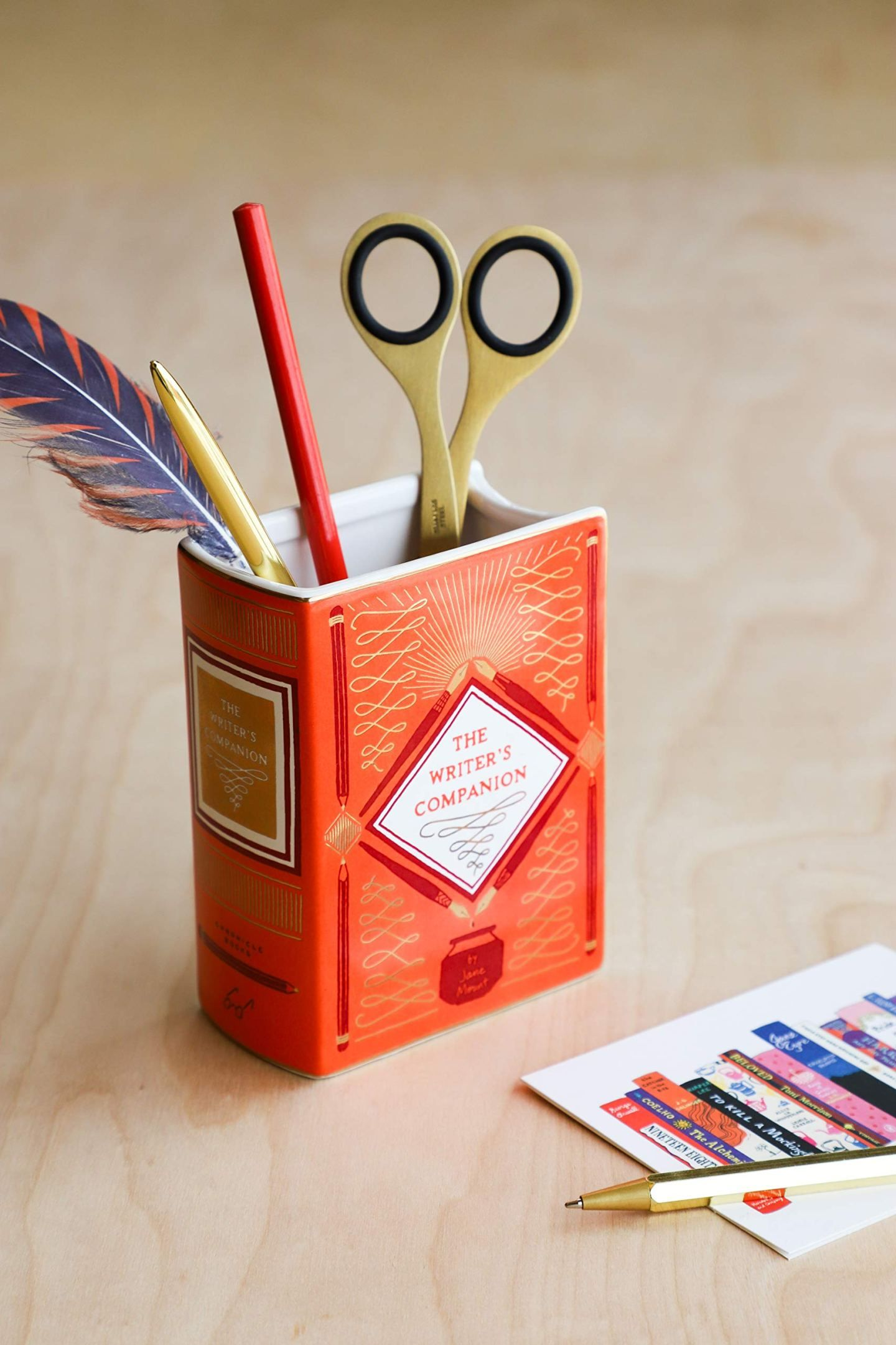 21 gifts under 21 for writers and book lovers ceramic
