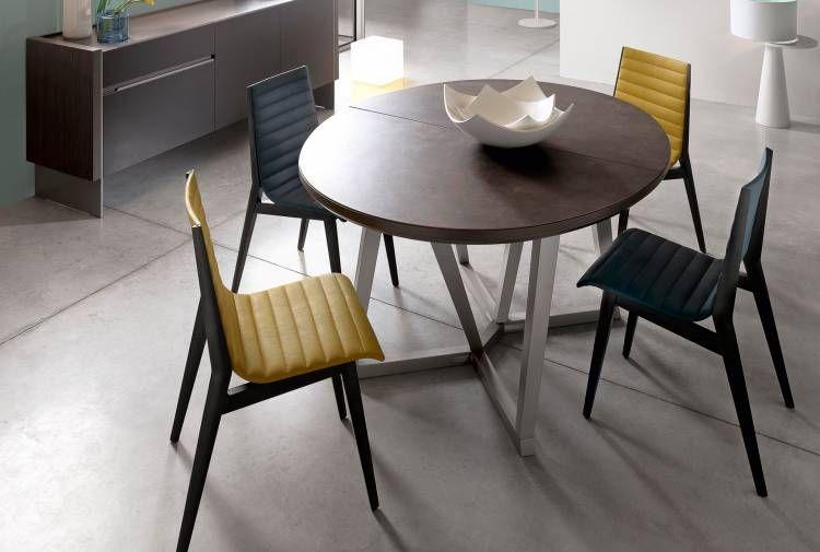 Table ovale chene gris (Céramique) Salle à manger Pinterest