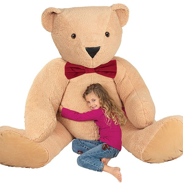 Superb 6u0027 Giant Bear From Vermont Teddy Bear. $299.99 #ValentinesDay #Gift # TeddyBear