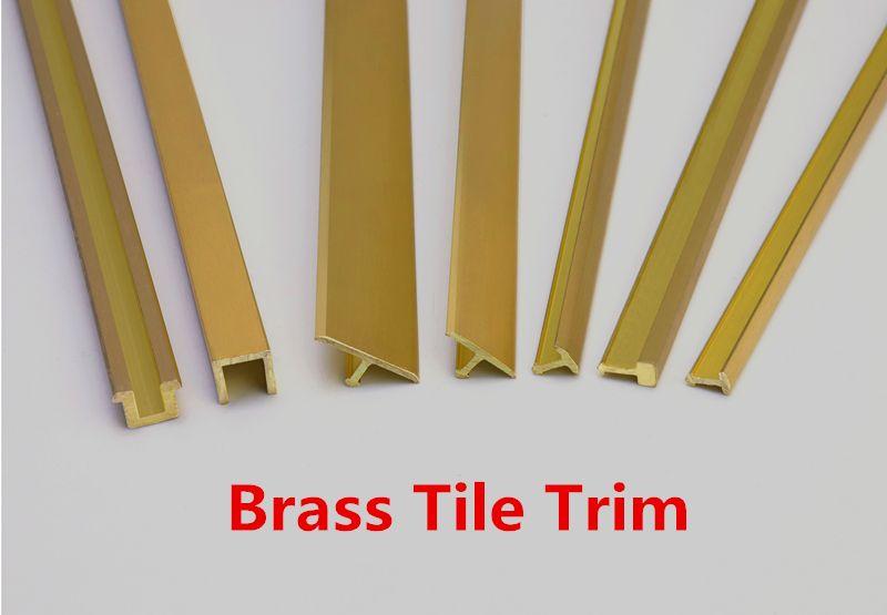 Brass Tile Edge Trim Tile Edge Tile Edge Trim Tile Trim