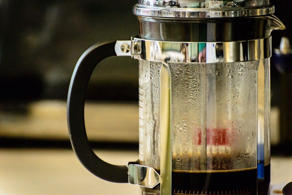 I like Coffee in the Mornings French press coffee, Best