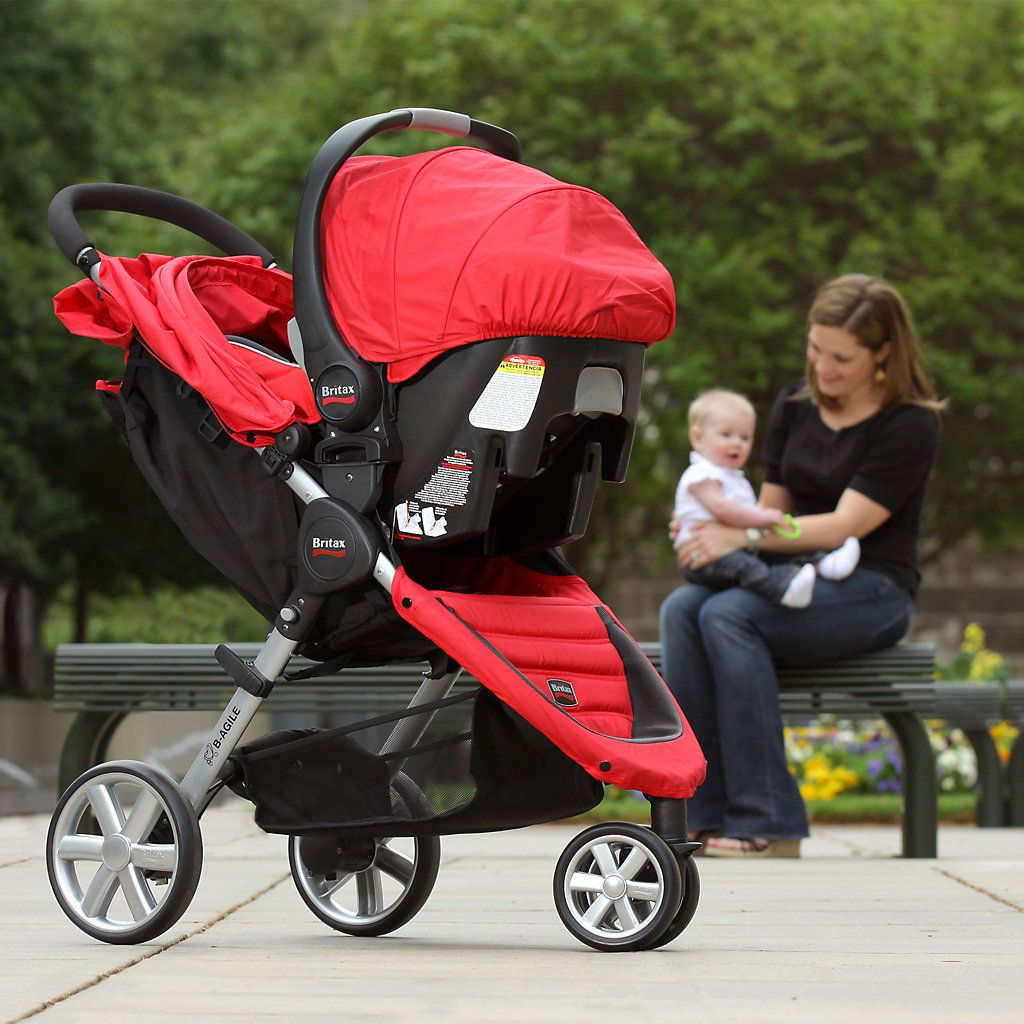 Britax BAGILE 2013 Travel System Travel systems for