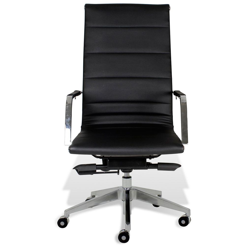 This Attractive Office Chair Combines Form With Function In A Clean Contemporary Design Features Such As Smooth Tilt Tension Control