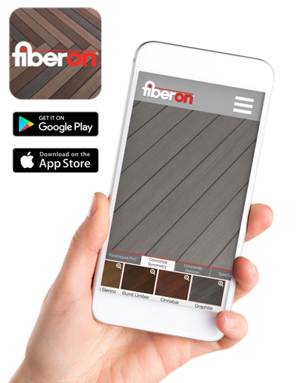 Fiberon's new Augmented Reality Decking Visualizer allows
