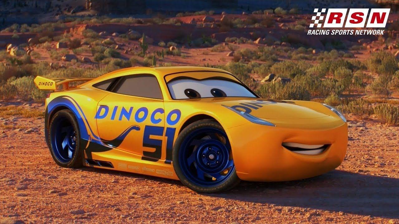 Under The Hood Featuring Cruz Ramirez Racing Sports Network By Disney Disney Pixar Cars Disney Cars Disney Cars Wallpaper