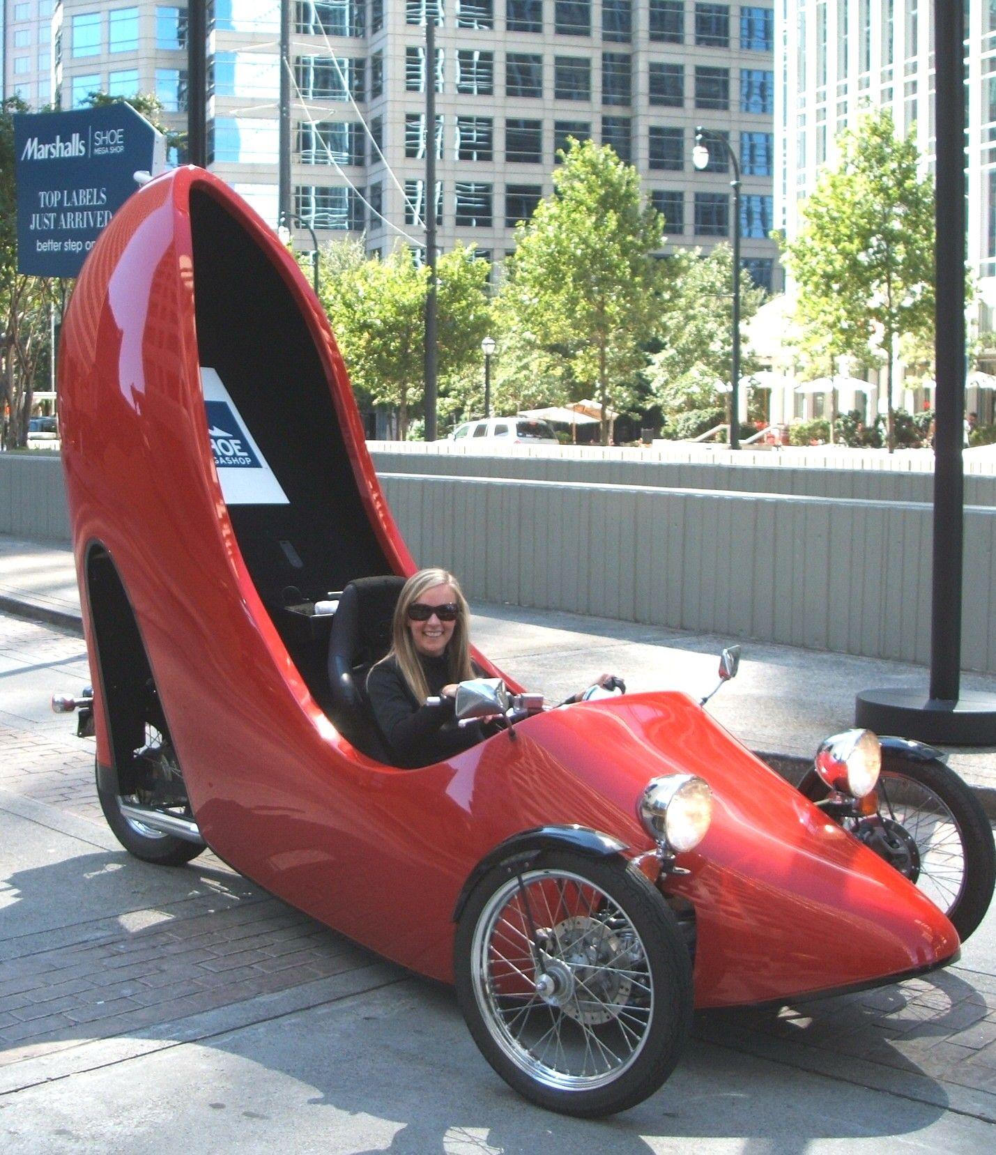 This Giant Custom Pump On Wheels Go-kart Was Motoring