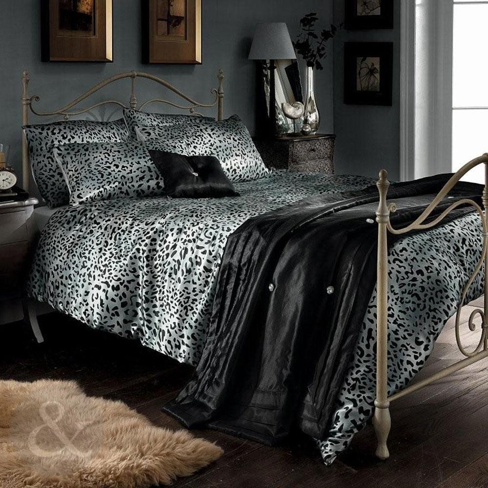 Best Animal Print Luxury 5Pc Bed In A Bag Duvet Cover Set 400 x 300