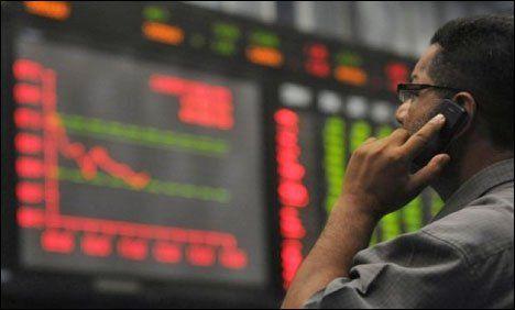 Karachi stocks heading to yet another worst day