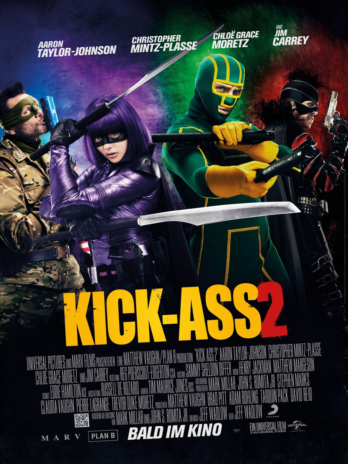 Kick ass movie release date think, that