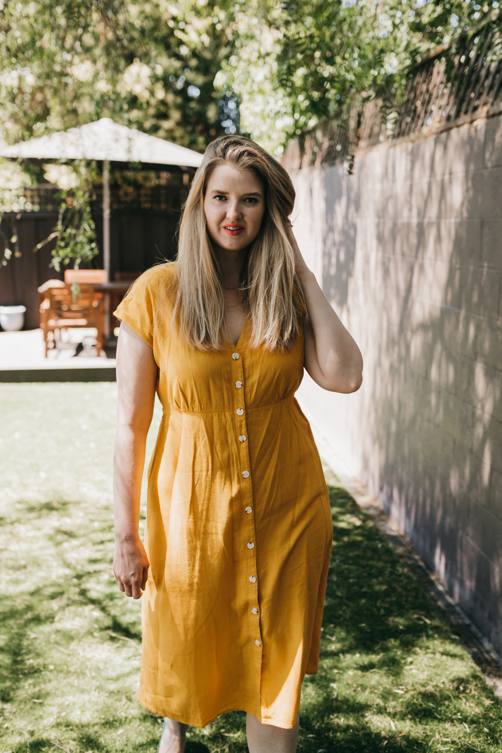 Affordable Yellow Summer Dress Tall Girl Fashion Yellow Dress Summer Tall Girl [ 1500 x 1000 Pixel ]