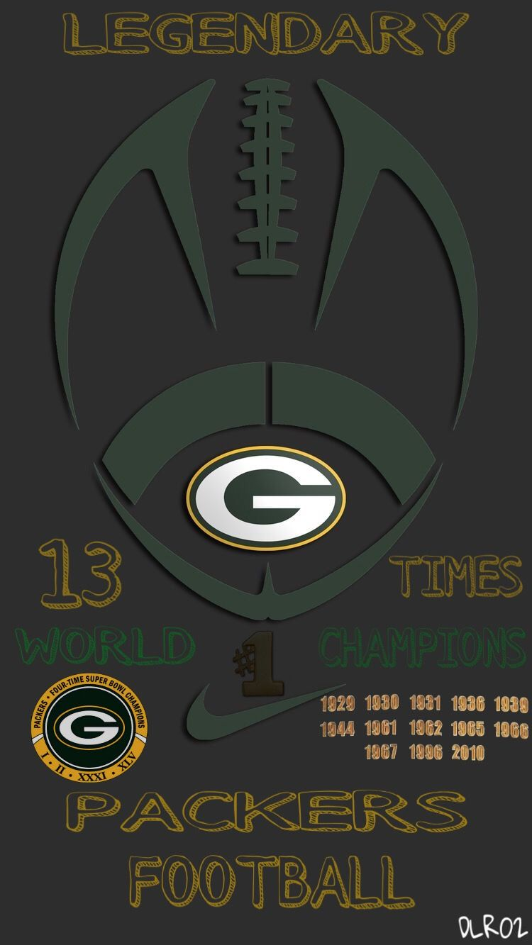 Pin By Vera Gneiser On Packers Nation Domination Green Bay Packers Fans Green Bay Packers Nfl Packers