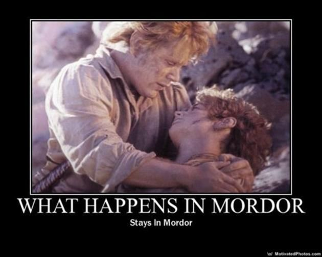 Without Sam, Frodo Would Not Have Made It Very Far.