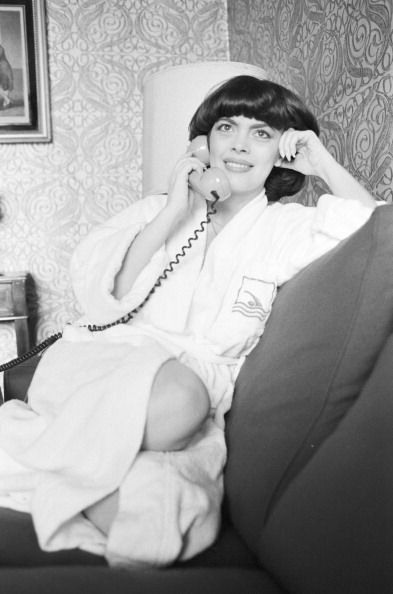 March 26, 1982 Mireille Mathieu Sings For The French Military In Berlin