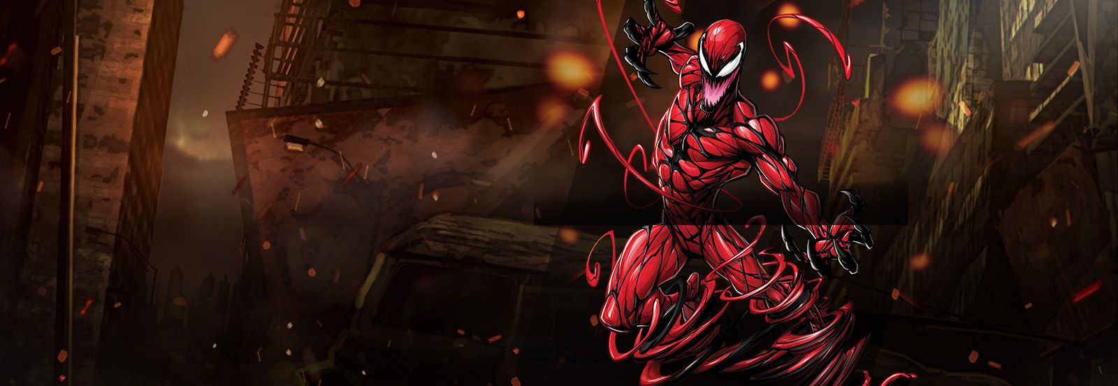 the venom site venom and carnage in upcoming spider man cartoon