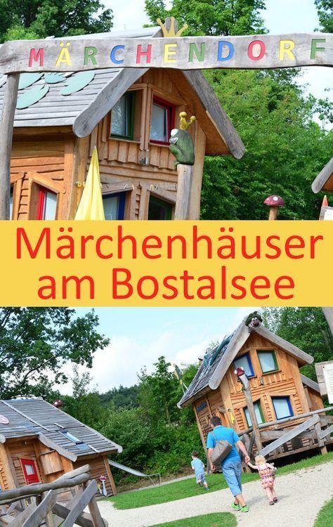 Casas de cuento de hadas en Bostalsee – nuestro video de viaje