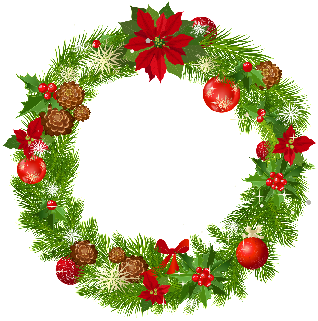Christmas Wreath Png.Pin On Moin