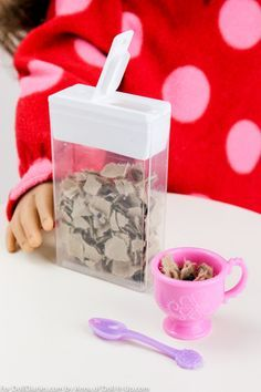 Make Cereal for Dolls | Doll Diaries                                                                                                                                                                                 More #toydoll