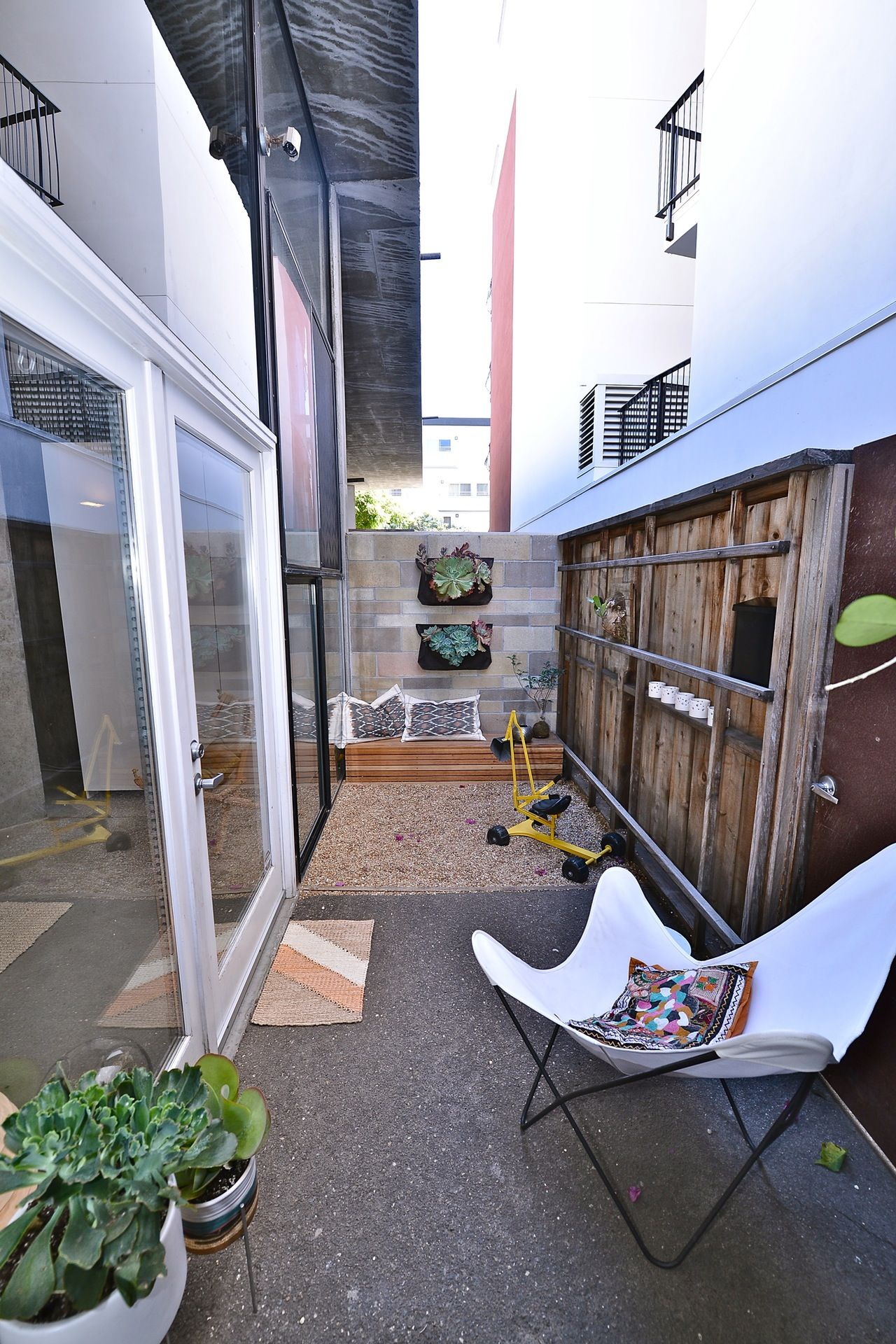 Zach and Rachel's Evolving San Diego Loft | Loft house ...