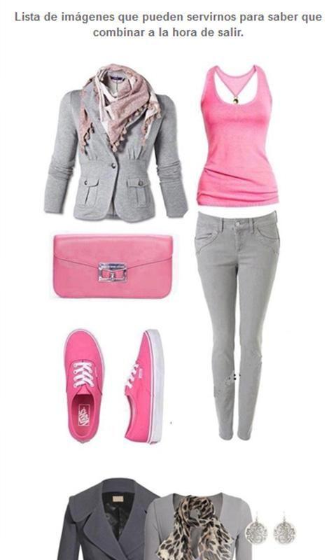 combinaciones de ropa - Buscar con Google | Cute outfits to get ...