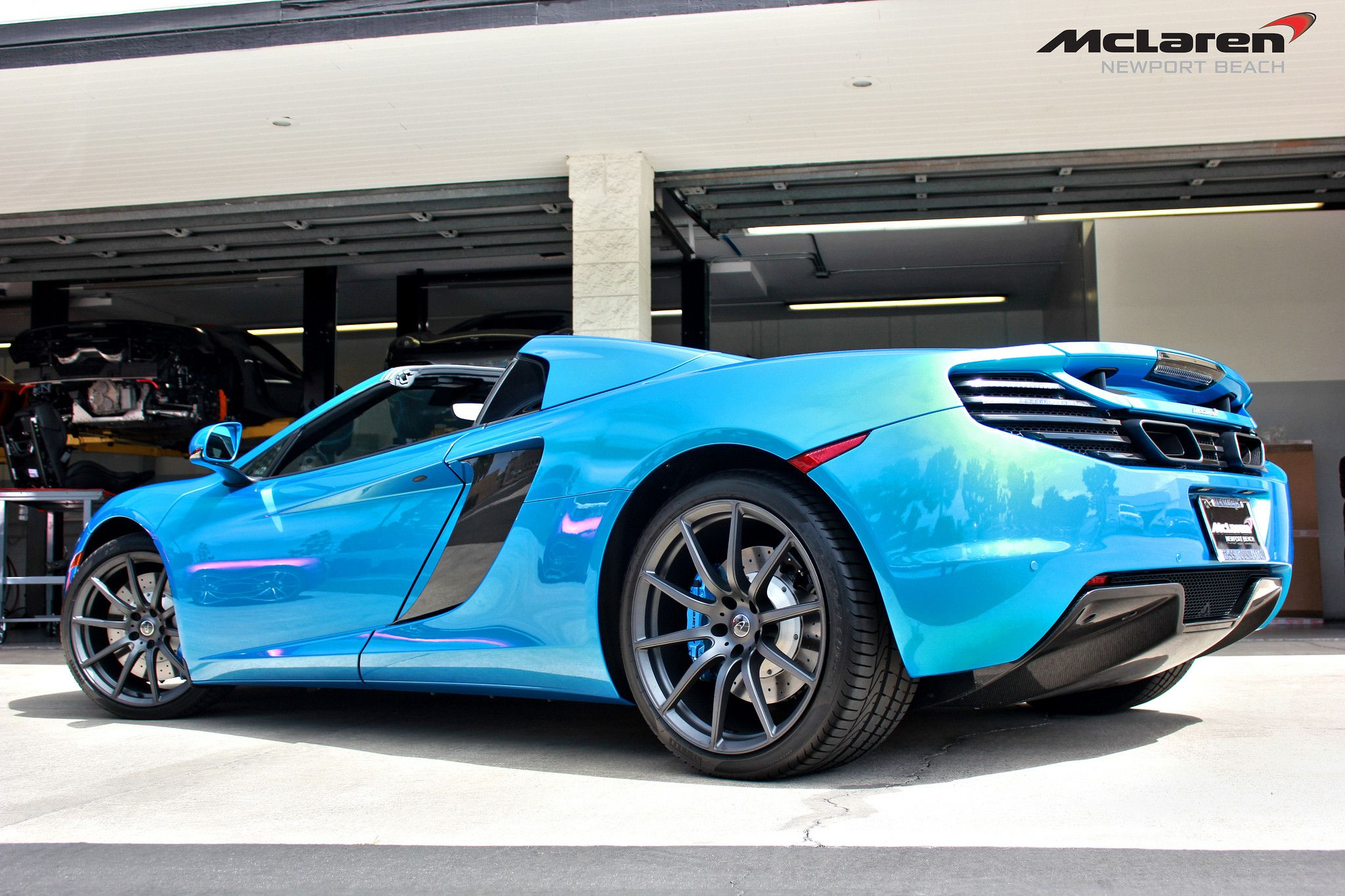 Etonnant McLaren MP4 12C Spider, Awesome Deals For Car Owners At All Locations  Queens Brake