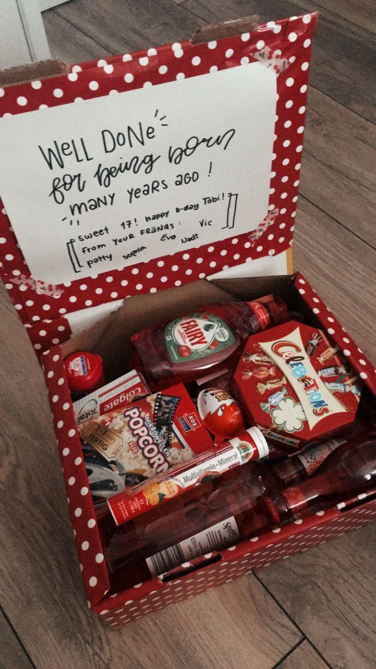 Vsco Present Presents Cute Presents Christmas Baskets