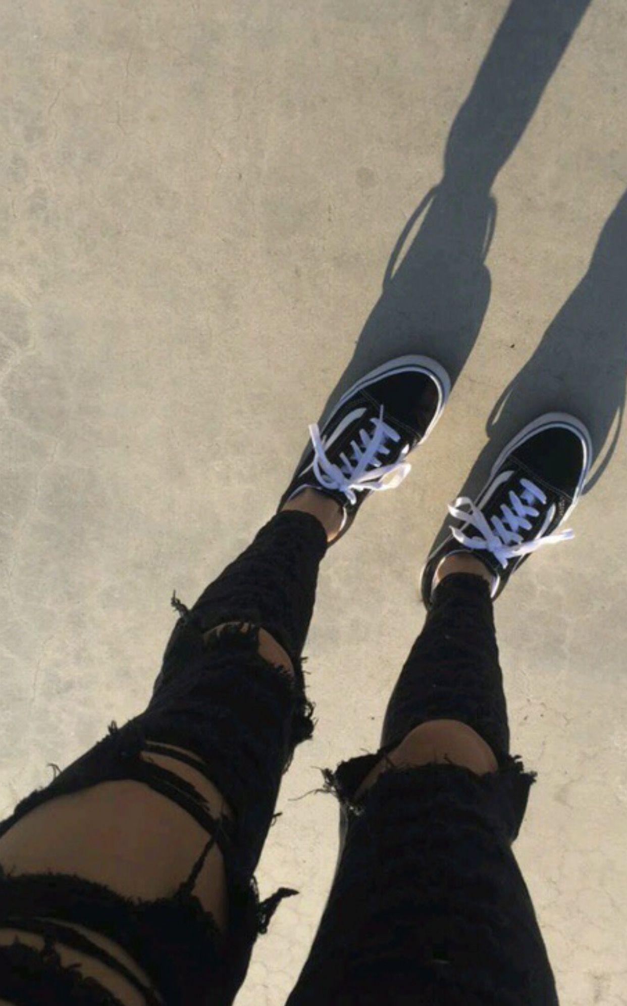 Pin De Andrea Arias En Pantalones Rotos Jeans De Moda Ropa Tumblr Ropa De Moda