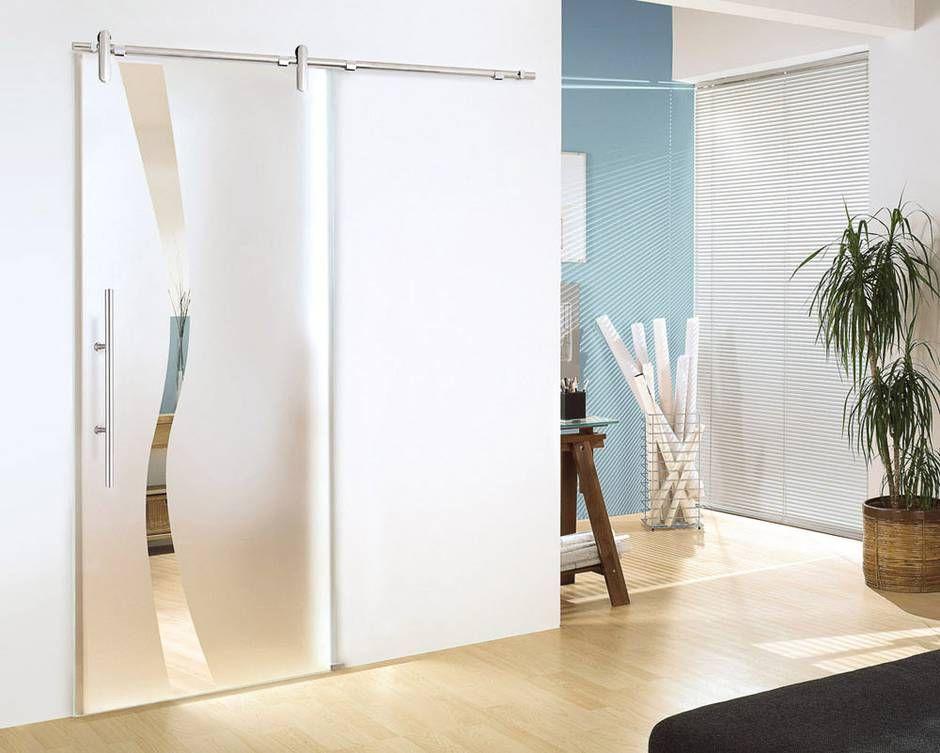 Moderne innentüren aus glas  Innentür Wave in Verl - Nüßing GmbH | Wohnen | Pinterest ...