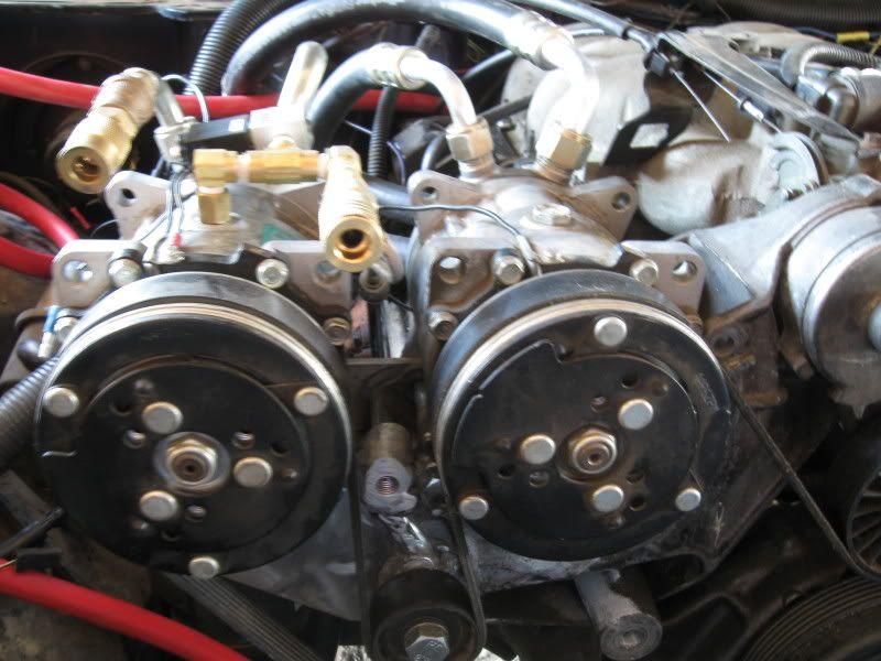 Oba Dual Compressor 4 3l Xj Build Jeep Cherokee Forum Xjtalk