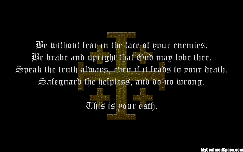 Kingdom Of Heaven Quotes   Knights Oath Kingdom Of Heaven Boys Pinterest Heaven Quotes