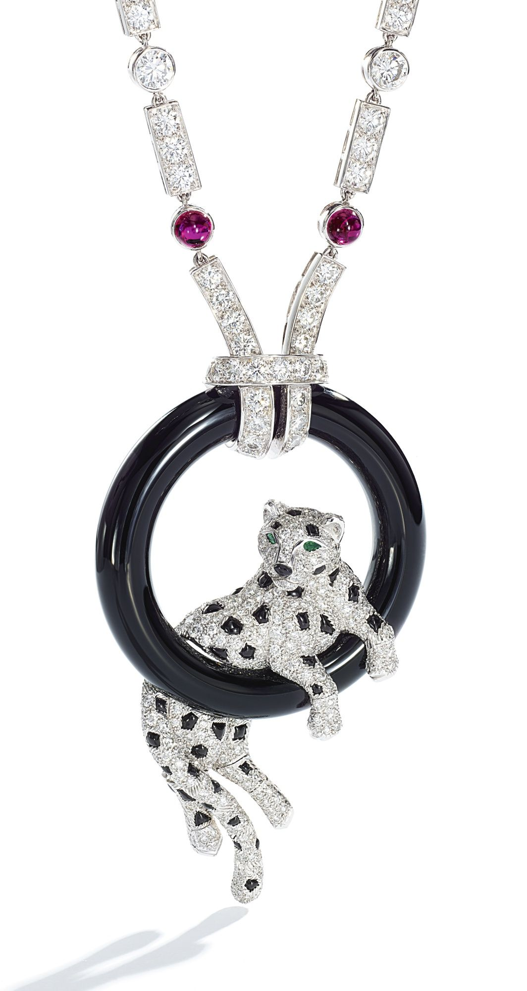What words..., diamond asian necklace