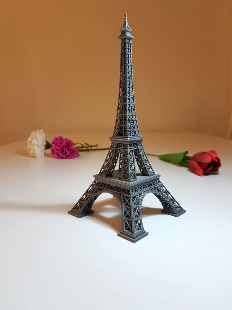 Paris Eiffelturm Modell Eiffel Tower 3d Druck Souvenir 3 D Print Frankreich Eiffel Tower 3d Printing Service 3d Printing