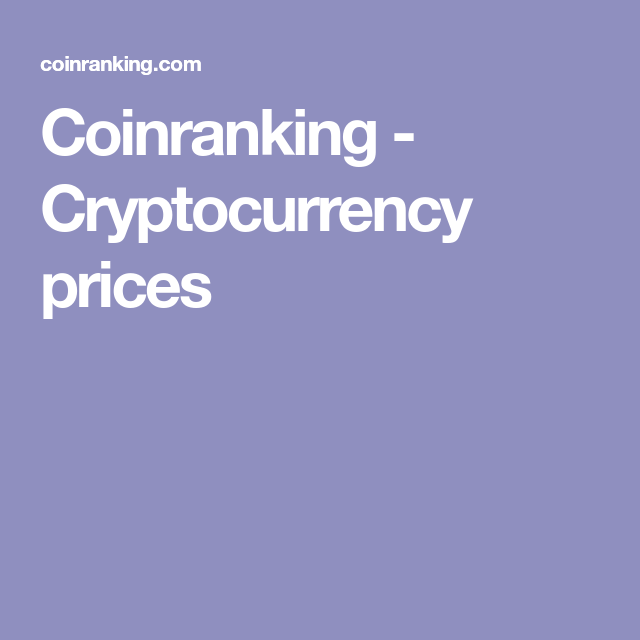 list all cryptocurrencies prices