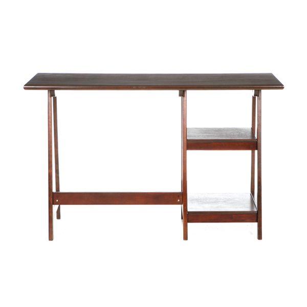 A-frame Espresso Desk