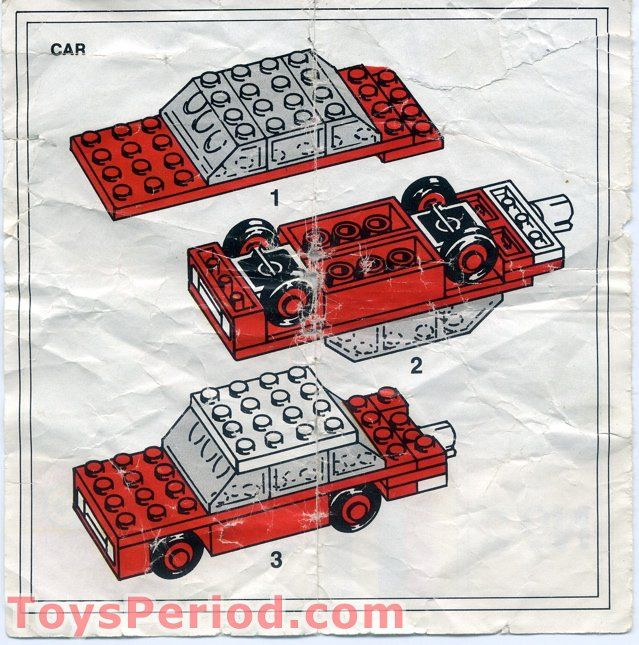 lego model instructions free