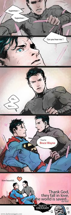 do people seriously ship Superman and batman?
