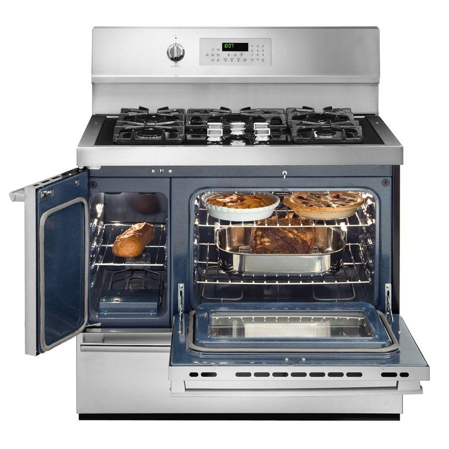 Frigidaire Professional 40-in 5-burner Freestanding 5