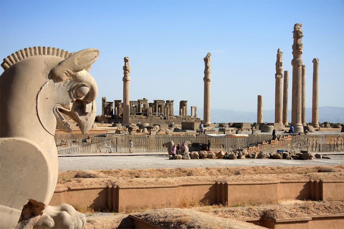 Persepolis: persian ancient soul of iran photograph natgeo ...