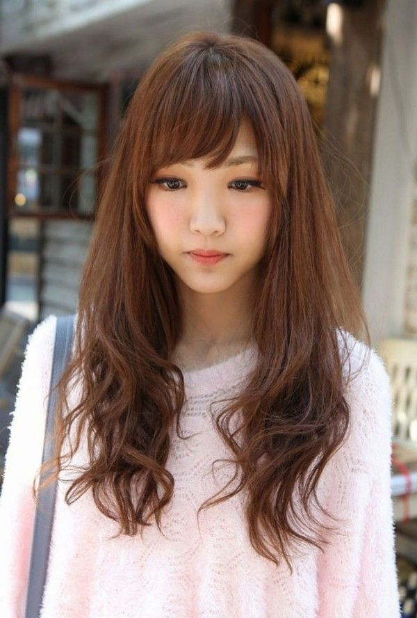 Super Cute Hairstyles For Girls With Pictures Cut Hairstyles - Hairstyle korean girl