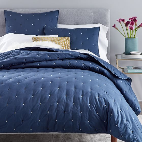 06cfffdb7ba4 Organic Washed Cotton Quilt, King/Cal. King, Platinum | Products ...
