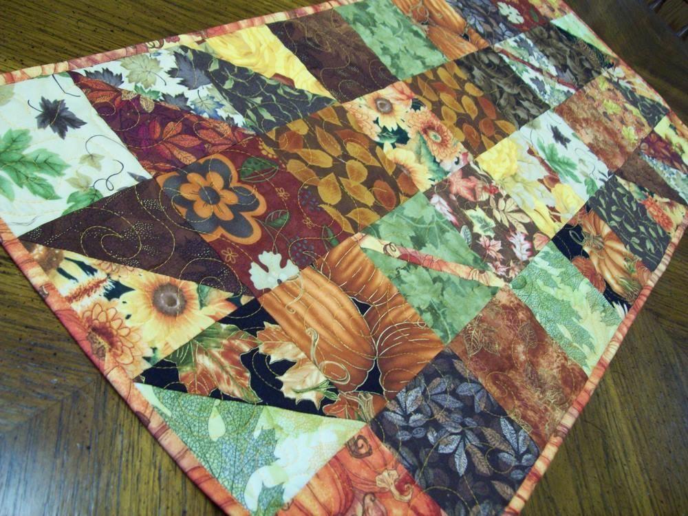 tablerunner patterns charm pack | Fall Charmer Charm Square Table Runner Pattern