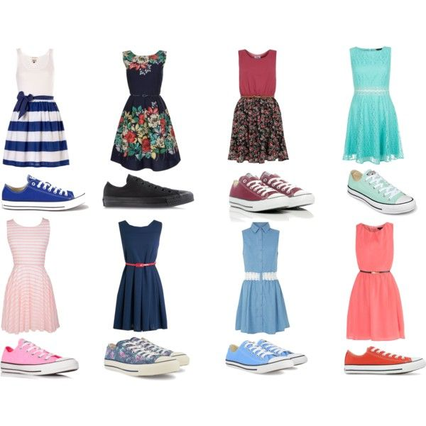prom dress and converse - Google Search | Prom | Pinterest ...