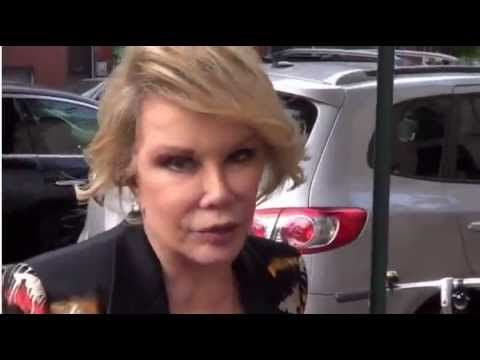 Obama Sacrificed Joan Rivers For Exposing Tranny Michelle Obama!!  2014/Homosexual Illuminati Barrack