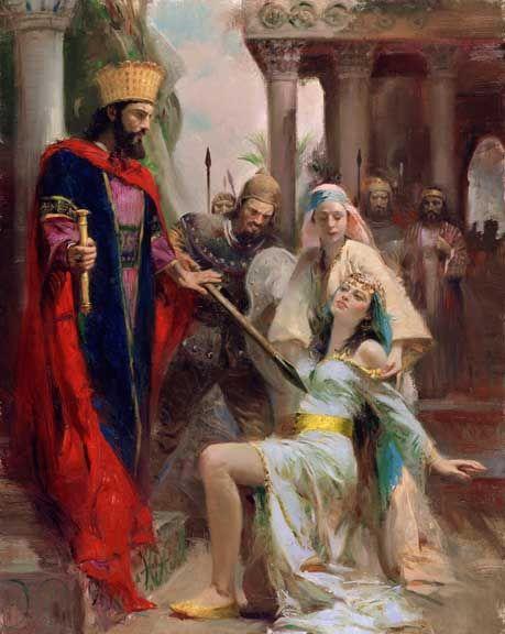 24 Art Esther And Xerxes Ideas Esther Art Book Of Esther