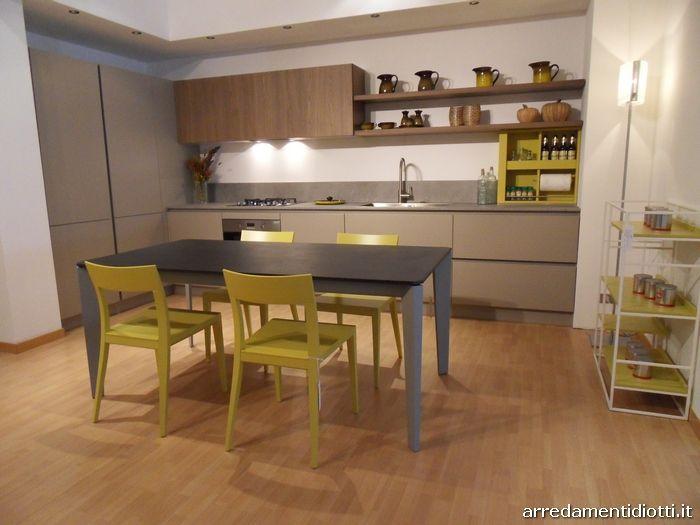 Photo of Open space composto da cucina, soggiorno e divano – DIOTTI A&F Arredamenti