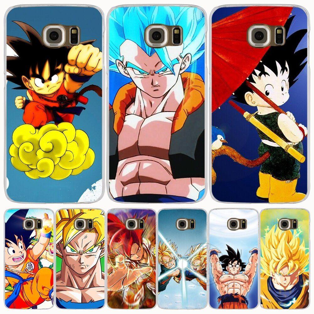 Dragon Ball Z cell phone case cover for Samsung Galaxy S7 edge ...